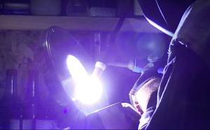 TIG welding aluminum - Copperland industrial equipment review